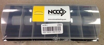 7 Roll Day Of The Week Dot Label Dispenser Only New! - Free Shipping!!!