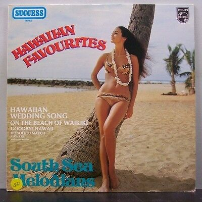 (o) South Sea Melodians - Hawaiian Favourites
