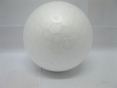 100Pcs Polystyrene Foam Ball Decoration Craft for DIY 60mm