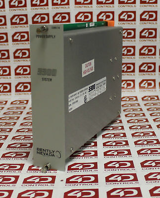 Bently Nevada 85515-02 3300/14 Power Supply - New No Box