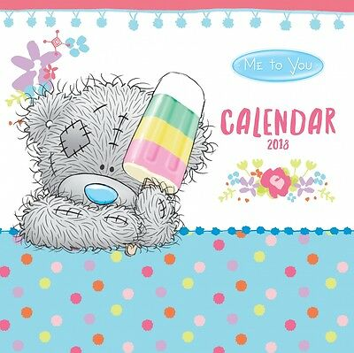 Me to You 2018 Square Wall Calendar by Browntrout NEW, Postage Free