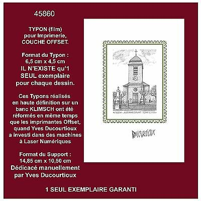 045860 - TYPON à Carte Postale rub. CPA CPM  52234 JUZENNECOURT