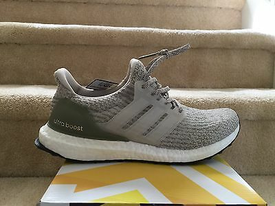 finest selection a2fe0 03656 ADIDAS UNCAGED ULTRA Boost creme tan V3 triple black all ...