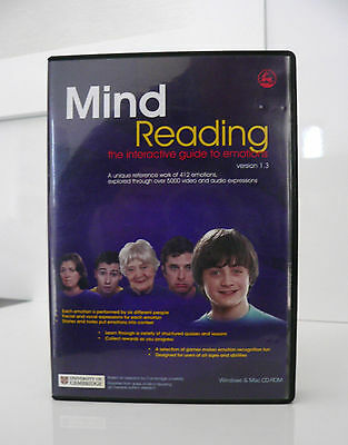 Mind Reading The Interactive Guide To Emotions Version 1-3 4 Dics