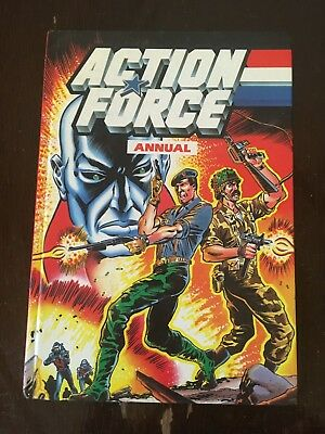 Action Force Annual - 1987