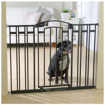 Baby Child Safety Security Gate Room Staircase Barrier Door Extension Pet Dog