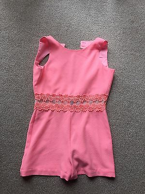 Girls River Island Playsuit Age 11
