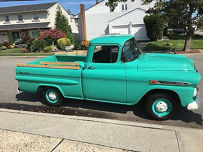 1959 Chevrolet Other Pickups Apache 1959 Chevy 3100 Apache
