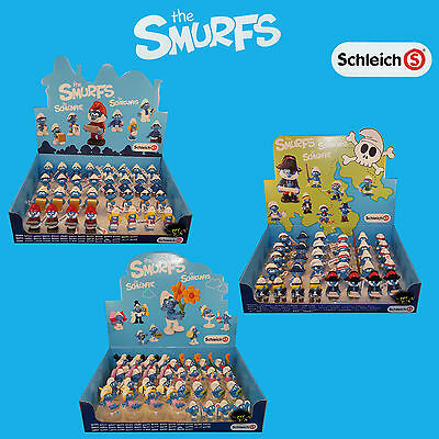 Schleich * Smurf Set of 96 * - New with Tag - Smurfette - Papa - Smurfs Lot
