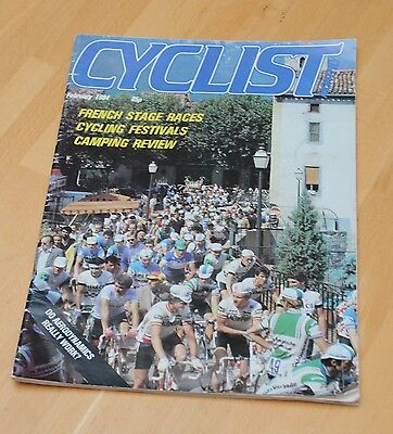 Cyclist Monthly Magazine Volume 2, No 9 February 1984