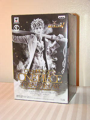 One Piece Champion 2015 Trafalgar Law Colosseum Banpresto Figure Figurine Statue