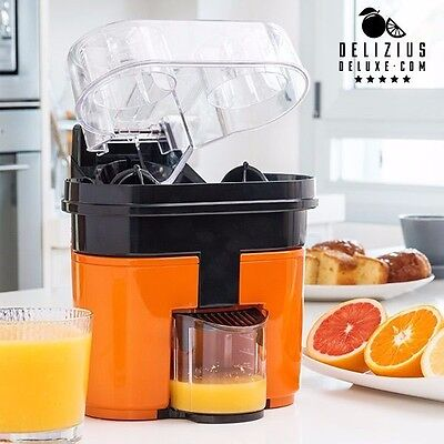 Electric Double Orange Juicer New Easy Fruits Squeezer Fresh Juice Maker Machine