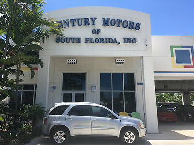 2005 Chevrolet Equinox  1 Owner No Accidents CD Low Miles