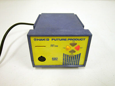 Hakko Fp-102 Future Product Soldering Station Power Supply - No Wandkeystand