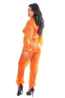 Unisex one piece overall. Wear with your plastic pants
