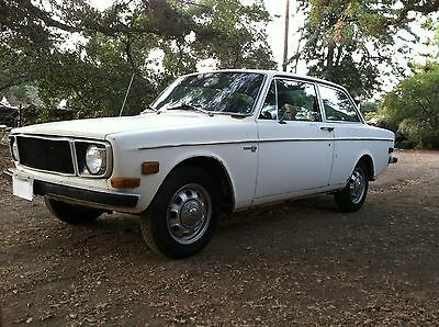 1971 Volvo 142 Two Door 1971 Volvo 142 Two Door, California car, straight body stored dry inland climate