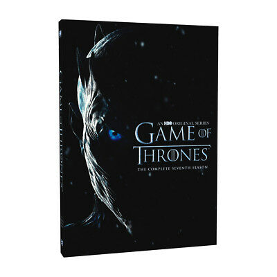 Game of Thrones The Complete Seventh Season 7 (DVD, 2017, 4-Disc Set) Free Post
