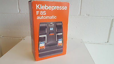 Agfa F 8S Automatic 8mm film splicer