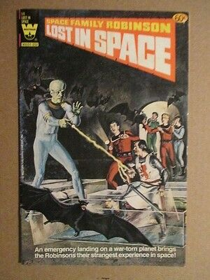 Whitman Comics: Lost in Space Issue 58