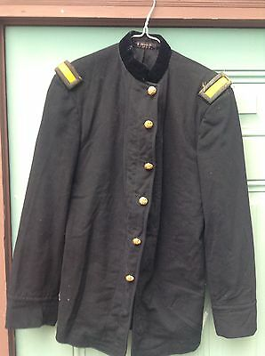 Original US Army 1870s Lieutenant's Winter Tunic