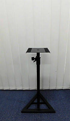 Haze SS015 HD Metal Stand for Speaker Monitor Etc.Height Adjustable PICKUP ONLY