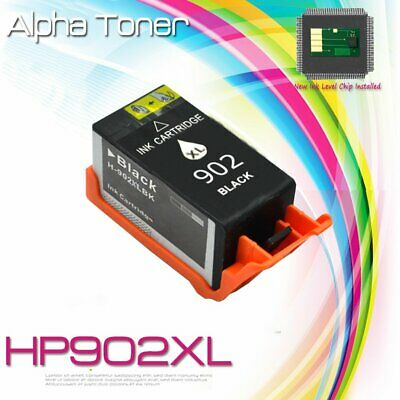 1P High Yield Black Ink For HP 902XL 902L Officejet Pro 6960 6968 6970 6975 6978