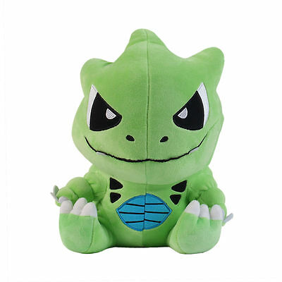 Pokemon Center 12inch Tyranitar Stuffed Plush Doll Figure Toys