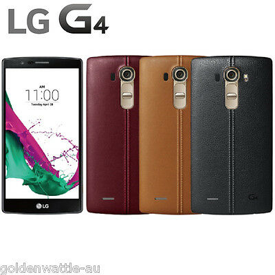 "5.5"" LG G4 H810 4G LTE Smartphone Android HexaCore 3/32GB Factory Unlocked AAA+"