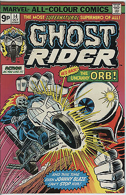 Ghost Rider (vol 1) Issue 14 From 1975