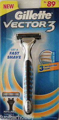 Gillette Handle for Sensor, Sensor Excel, Sensor VECTOR3 -#01 - FREE SHIPPING