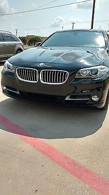 2016 BMW 5-Series  2016 BMW 528i tinted glass and black out wheels,6k miles
