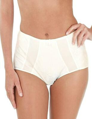 Charnos Superfit Lace Deep Brief Knickers 1505100 New Womens Lingerie