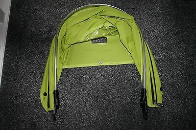 Babystyle Oyster Max 2 lower seat HOOD - lime green *new*