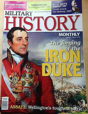 Military History Monthly. April 2014. issue 43 Assaye 1803. Tsarist Russia