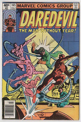 Daredevil #165 / Jul 80  / Marvel Comics