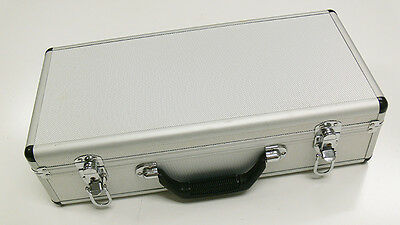 "CLOUSEOUT Rugged textured Carrying Case with rounded corners. 18"" X 8"" X 5"""