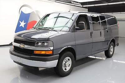 2014 Chevrolet Express  2014 CHEVY EXPRESS 2500 CARGO 5-PASSENGER REAR CAM 54K #144112 Texas Direct Auto