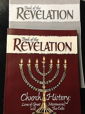 A Beka - Book of Revelation and quiz  test booklet --Both NEW!!!!