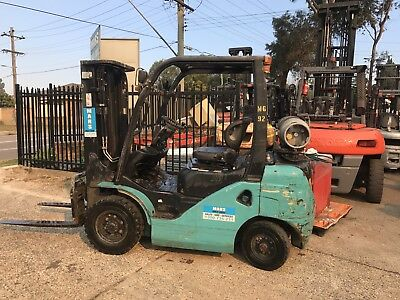 Forklifts , Used Forklift , Second Forklift , Container Mast , Not Toyota ,cheap