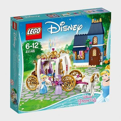 NEW LEGO Disney Princess™ Cinderella's Enchanted Evening 41146