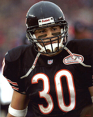 deb56dacbcd MIKE BROWN CHICAGO Bears 8X10 Photo - $7.95 | PicClick