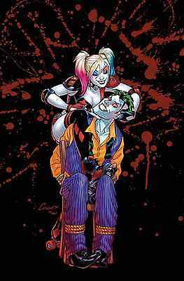 Harley Quinn Batman Day Special Edition 1 2017 Giveaway Promo Nm