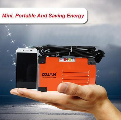 MMA Handheld Mini Electric Welder 220V 20-250A Inverter ARC Welding Tool