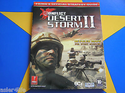 Conflict Desert Storm 2 - Strategy Guide