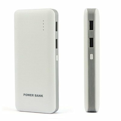 Sunydeal 50000mAh Portable 2 USB External Backup Battery Charger Power Bank Pack