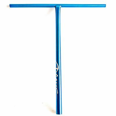 Drone Relic Scooter  T Bar 650mm - Trans Blue