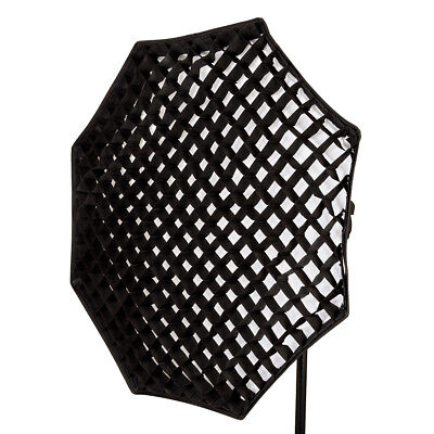 "Elinchrom Fit 47.2"" 120cm Octagon/Octagonal Softbox 5cm Honeycomb Grid Octabox"