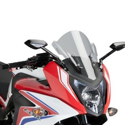 Front PUIG Racing Windshield  Part# 7003H