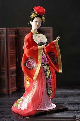 new Oriental Broider Doll,Chinese Old style figurine China doll