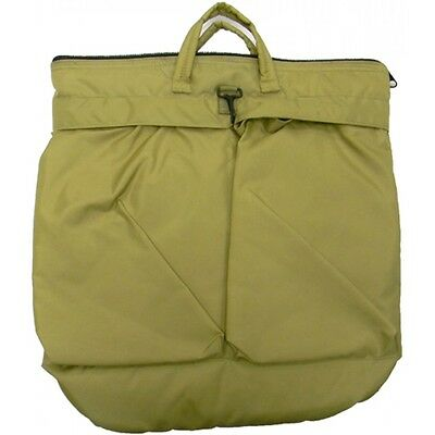 US Flyer's Pilot Helmet Bag khaki